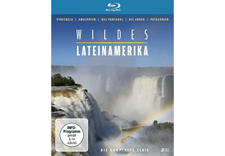 Wildes Lateinamerika [Blu-ray]