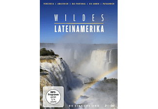 Wildes Lateinamerika - (DVD)