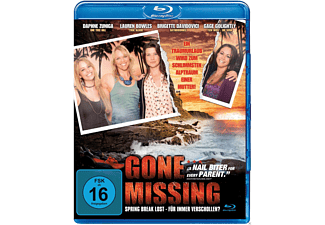 Gone Missing - Spring Break Lost - Für immer verschollen? - (Blu-ray)