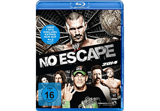 WWE - No Escape 2014 [Blu-ray]