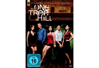 One Tree Hill - Die komplette 6. Staffel - (DVD)