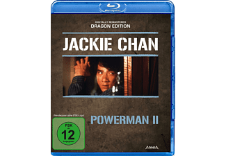 Powerman 2 (Dragon Edition) [Blu-ray]
