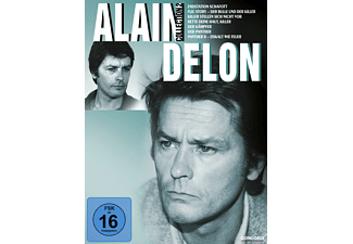 Alain Delon Collection 2 - (DVD)