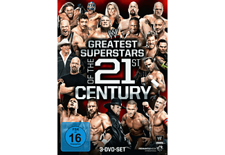 Greatest Superstars of the 21st Century - (DVD)