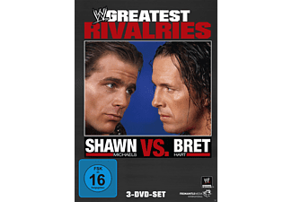 WWE - Greatest Rivalries: Shawn Michaels vs. Bret Hart [DVD]