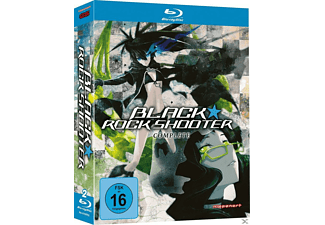 Black Rock Shooter - Gesamtausgabe - (Blu-ray)