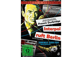 Interpol ruft Berlin [DVD]
