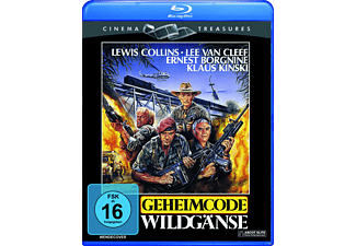 Geheimcode: Wildgänse - Cinema Treasures - (Blu-ray)
