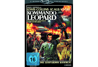Kommando Leopard - Cinema Treasures [DVD]