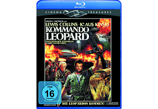 Kommando Leopard - Cinema Treasures [Blu-ray]