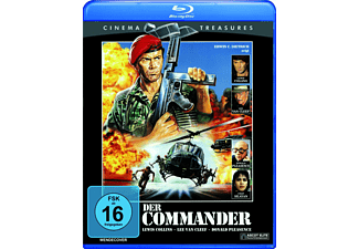 Der Commander - Cinema Treasures - (Blu-ray)