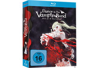 Dance in the Vampire Bund - Gesamtausgabe - (Blu-ray)