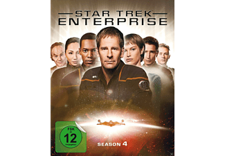STAR TREK: Enterprise – Staffel 4 - (Blu-ray)