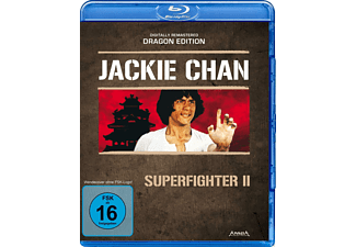 Superfighter 2 (Dragon Edition) [Blu-ray]