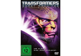 Transformers: Beast Machines - Season Two - (DVD)