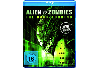 Alien vs Zombies [Blu-ray]