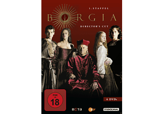 Borgia - Staffel 1 (Director's Cut) [DVD]