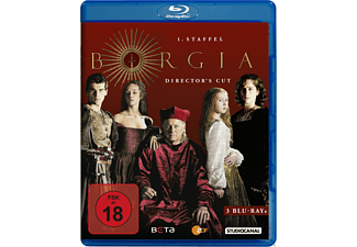 Borgia - Staffel 1 (Director's Cut) [Blu-ray]