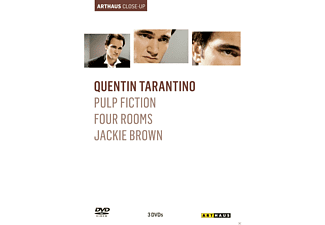 Quentin Tarantino (Arthaus Close-Up) [DVD]