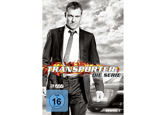 Transporter - Staffel 1 [DVD]