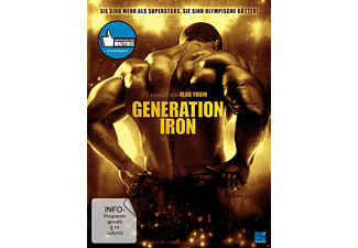 Generation Iron - (DVD)