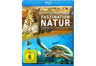 Faszination Natur - Wunder unseres Planeten - (Blu-ray)