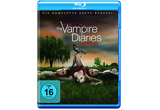 The Vampire Diaries - Die komplette 1. Staffel - (Blu-ray)