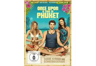 Once upon a Time in Phuket - Sonne, Strand und Schreibblockade - (DVD)
