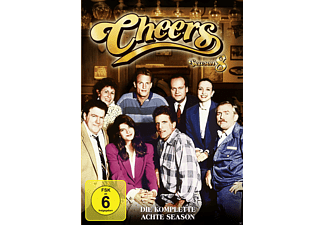 Cheers – Season 8 [DVD]