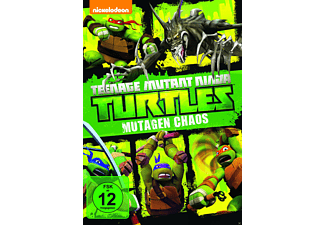 Teenage Mutant Ninja Turtles: Mutagen Chaos [DVD]
