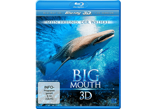 Big Mouth 3D (2D + 3D Version) - (3D Blu-ray)