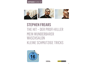 Stephen Frears - Arthaus Close-Up [DVD]