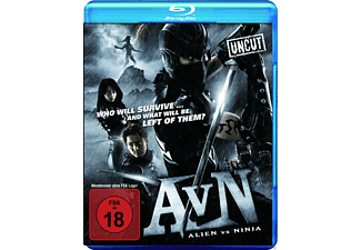 Alien vs. Ninja - (Blu-ray)