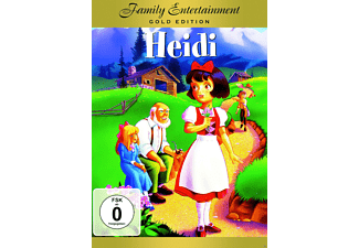 Heidi (Family Entertainment Gold Edition) [DVD]
