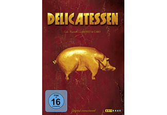 Delicatessen (Digital Remastered) [DVD]