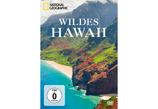National Geographic: Wildes Hawaii [DVD]