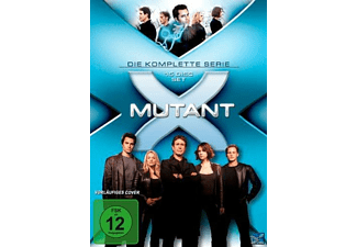 Mutant X Gesamtbox - (DVD)