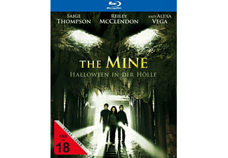 The Mine - Halloween in der Hölle - (Blu-ray)