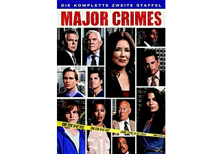 Major Crimes - Staffel 2 - (DVD)
