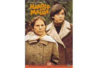 HAROLD AND MAUDE - (DVD)