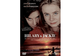 Hilary & Jackie - (DVD)