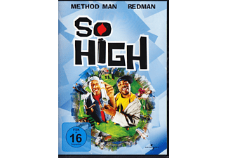 SO HIGH - (DVD)