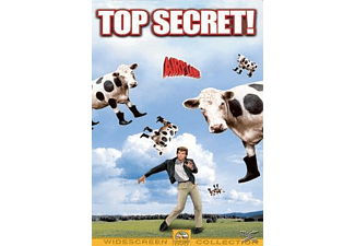TOP SECRET [DVD]