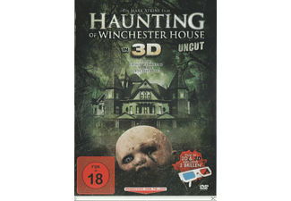 Haunting of Winchester House in 3D - (DVD)