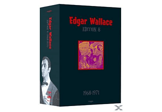 Edgar Wallace Edition Box 8 [DVD]
