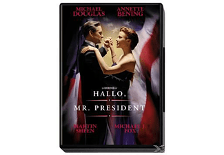 Hallo, Mr. President [DVD]