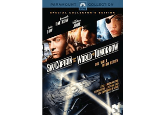 SKY CAPTAIN AND THE WORLD OF TOMORROW - (DVD)