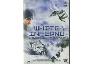 White Inferno - Snowboarder am Abgrund [DVD]