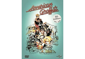 AMERICAN GRAFFITI - (DVD)
