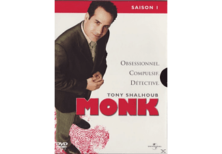 Monk - Staffel 1 - (DVD)